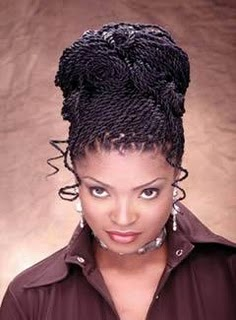 African American Hairstyles for women Twist Hairstyles