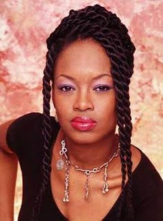 African American Hairstyles for women – Twist Hairstyles