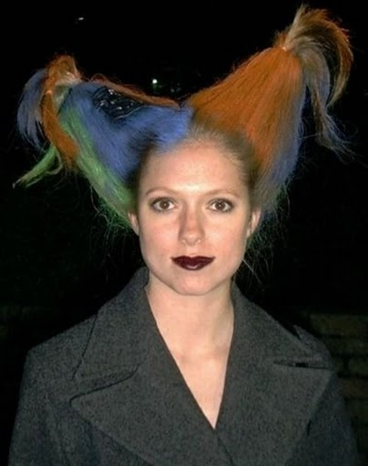 crazy hairstyles for women. Funky Hairstyles For Women