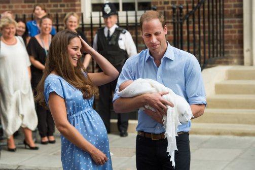 Kate Middleton`s Post-Birth Belly