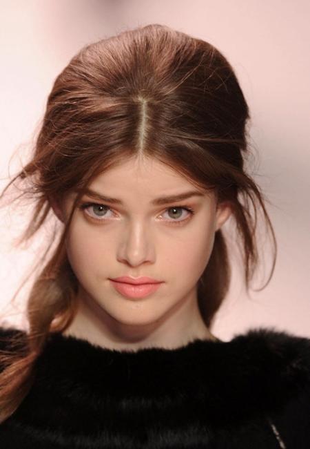 2011 Hair Trends Beehive Hair Nina Ricci