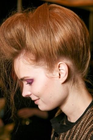 2011 Hair Trends Beehive Hair Ruffian