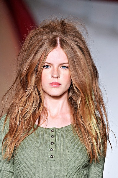 2012's hottest hairstyle trends