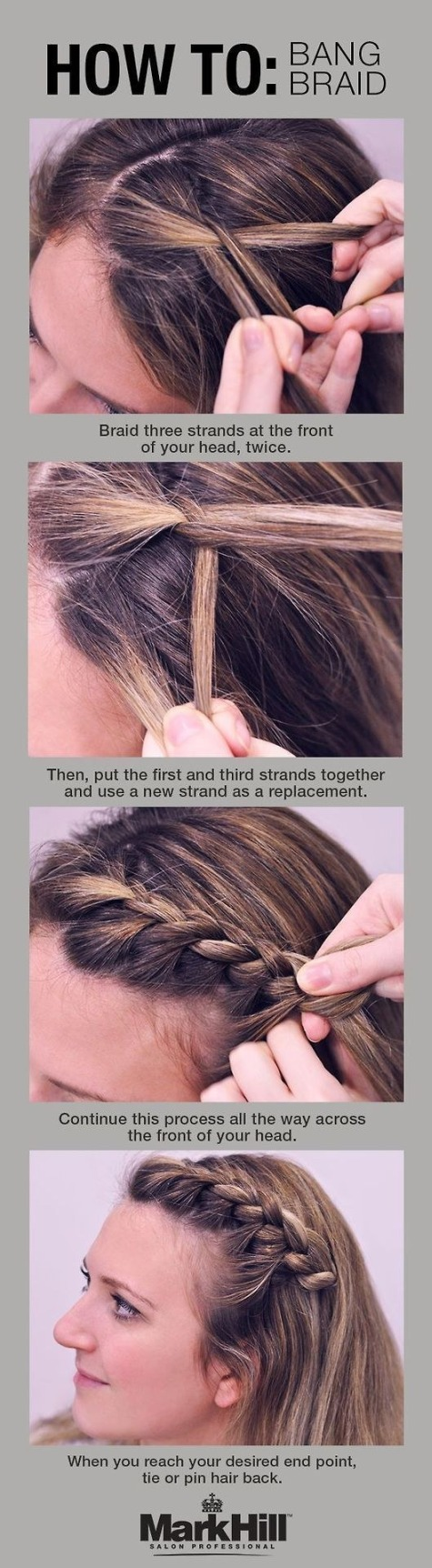 10 great hair hacks for the gym. (great gallery)