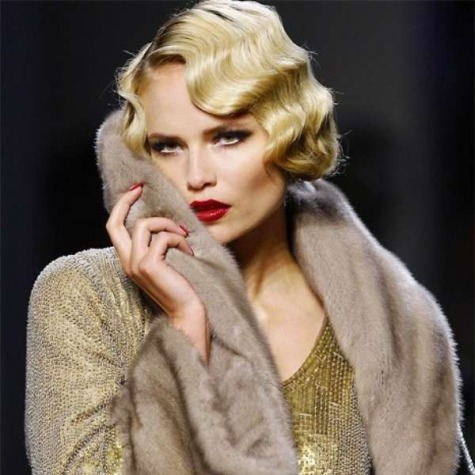 18 Hot Finger Wave Hairstyles For Your Next Event