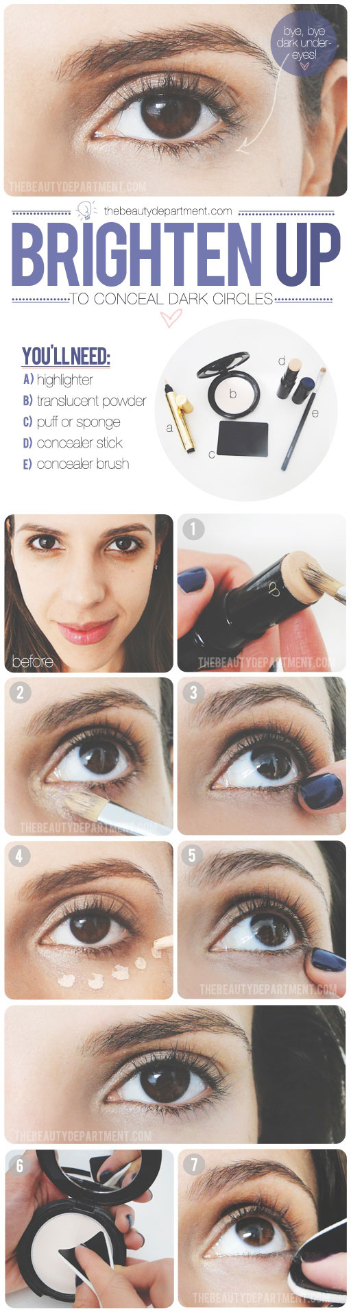 how to get your eyes used to contacts