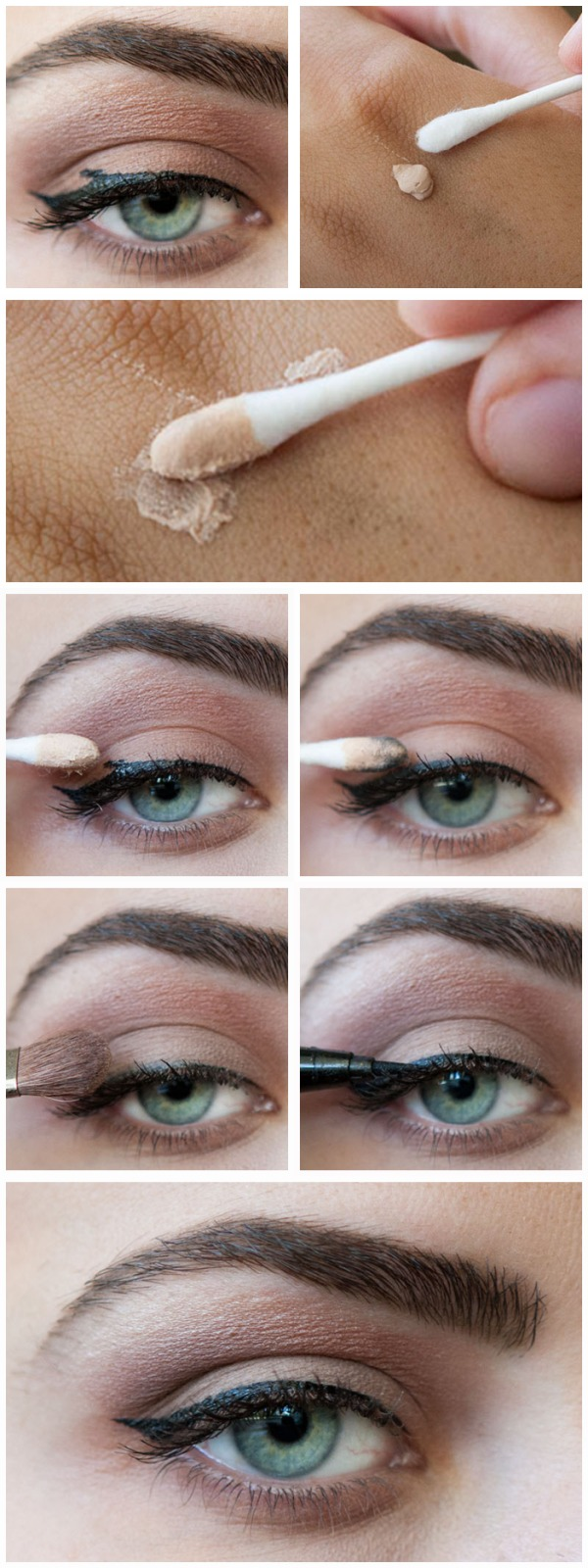 Fix Your Makeup with these Clever Tricks