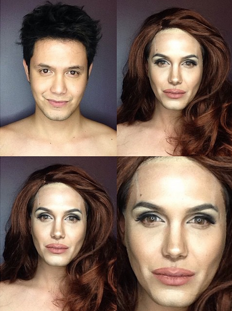 Watch One Man Transform Into Your Favorite Celebrities