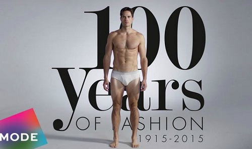 100 Years of American Men's Fashion in 3 Minutes