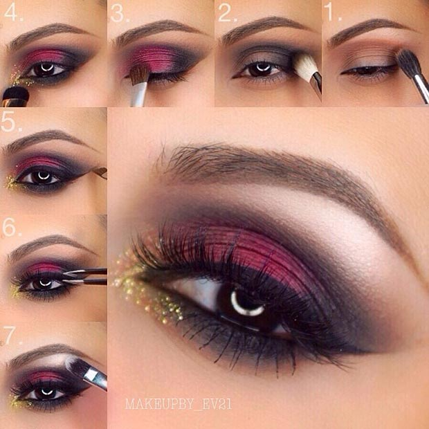 40 Great Eye Makeup Looks For Brown Eyes Hairstyles 2018