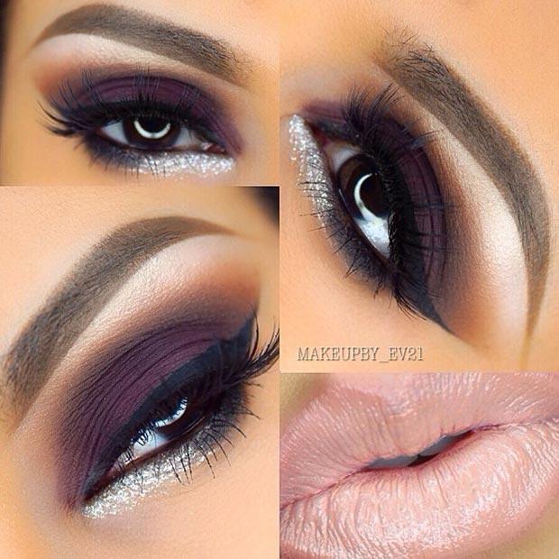 Eye Makeup For Dark Brown Eyes Images Eye Makeup Ideas 2018