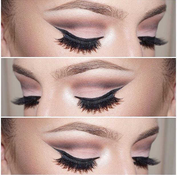 40 Great Eye Makeup Looks For Brown Eyes Hairstyles 2018