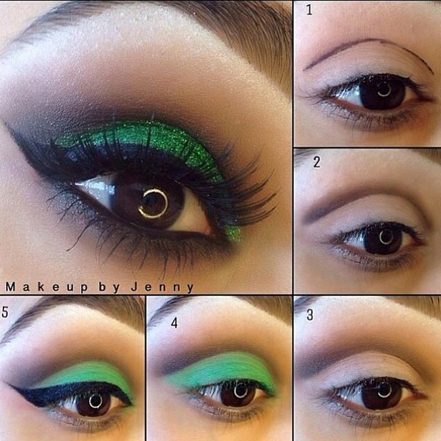 40 Great Eye Makeup Looks For Brown Eyes
