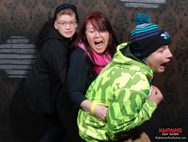 The 30 Best Haunted House Reactions You'll Ever See