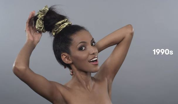 Video: 100 Years of Beauty in 1 Minute Ethiopia