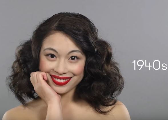 Watch 100 years of beauty in the Philippines in 1 delightful minute