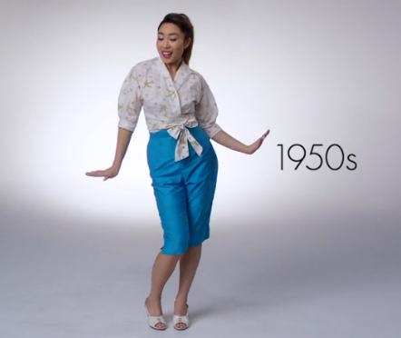 100 Years of Workout Style