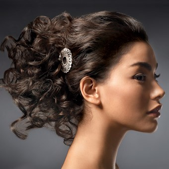 afro wedding hairstyles african american long hair