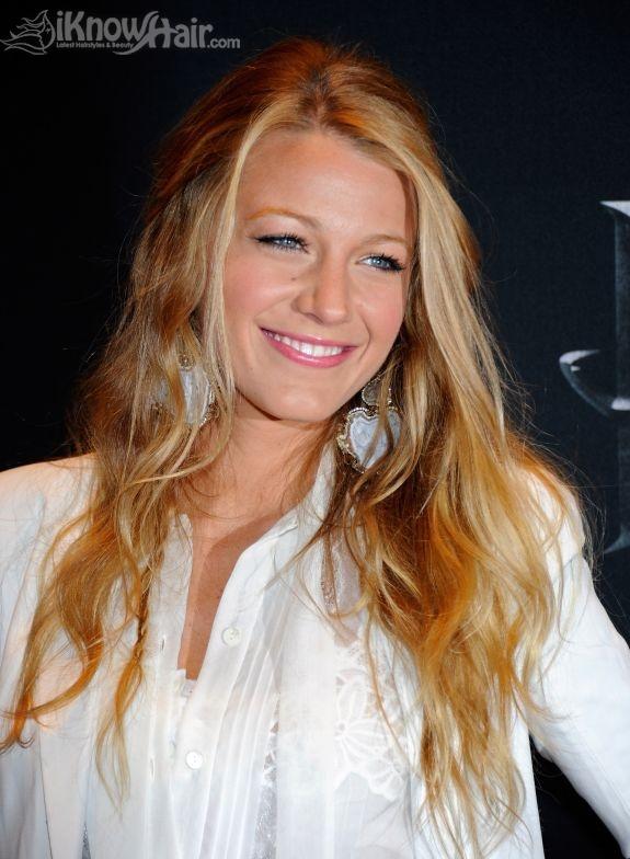 Blake Lively Hair