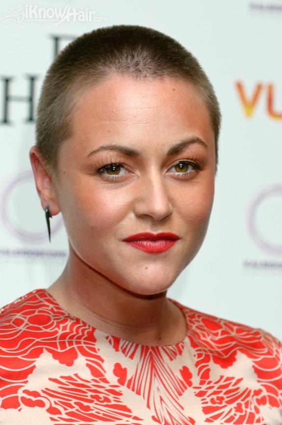 Buzzed Haircuts For Women Buzzed Haircuts For Girls Bald