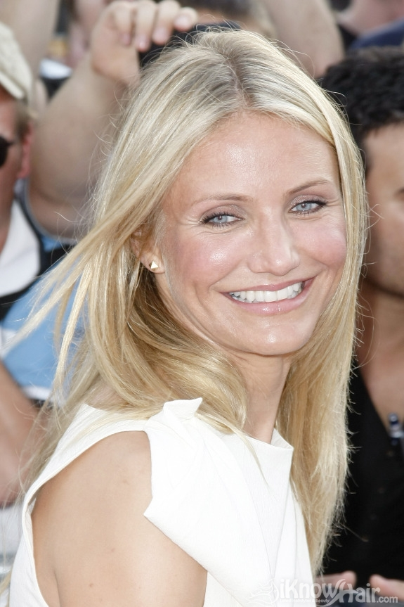 Remarkable Cameron Diaz Hair Hairstyles Of Cameron Diaz Long Hair Styles Short Hairstyles For Black Women Fulllsitofus