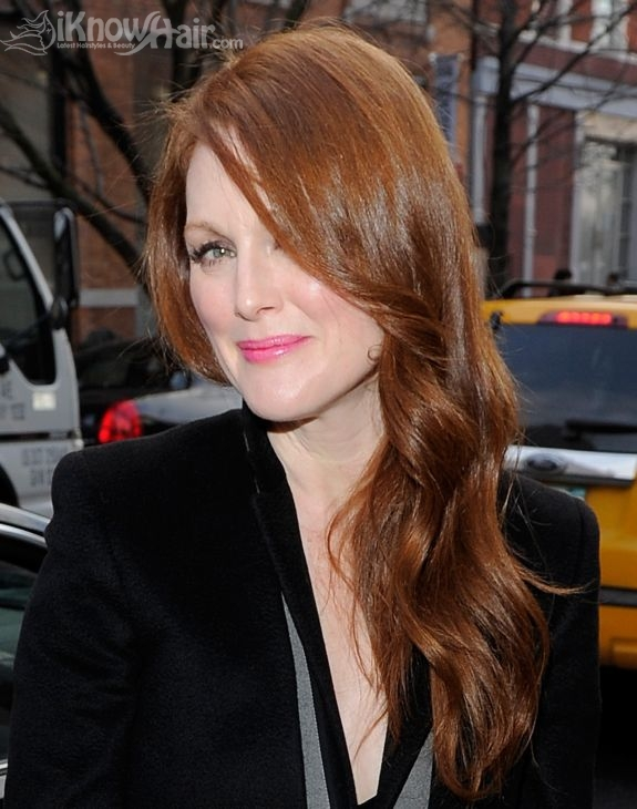 Celebrities With Red Hair