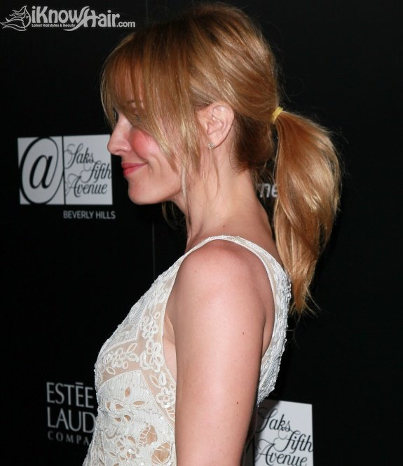 "Celebrity Ponytail Hairstyles - The L.A. Gay & Lesbian Center's ""An Evening"" Benefiting Homeless Youth Services - Arrivals"