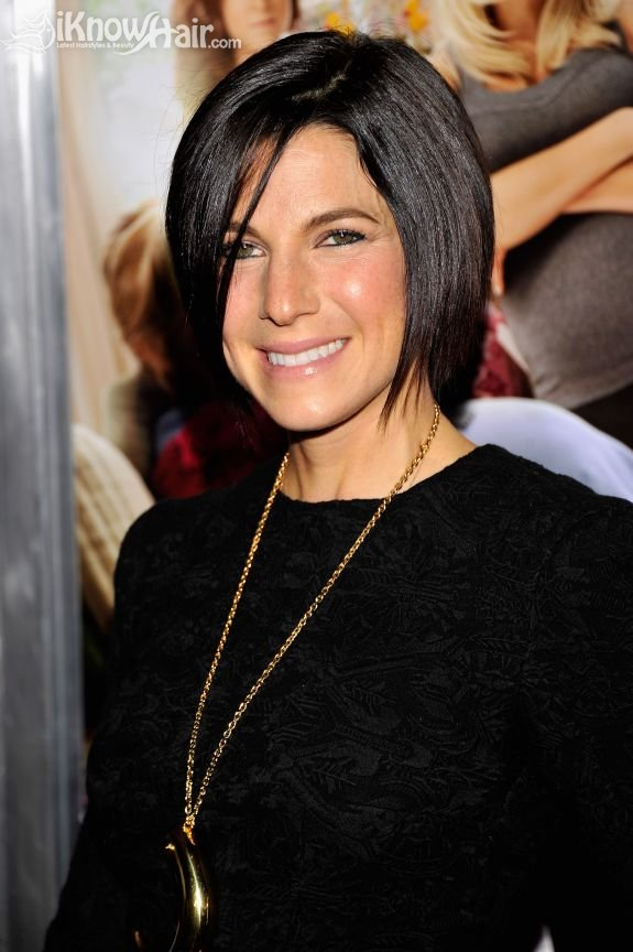 Chin Length Hairstyles For Short Hair Layered Fine