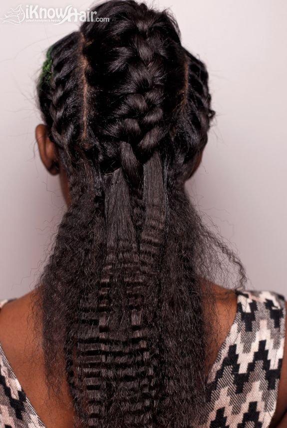 Crimping Hair