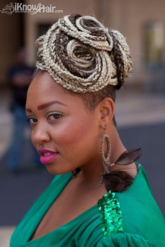 Superb Braid Hairstyles For Black Women 2011 2011 Braid Galleries Hairstyles For Women Draintrainus