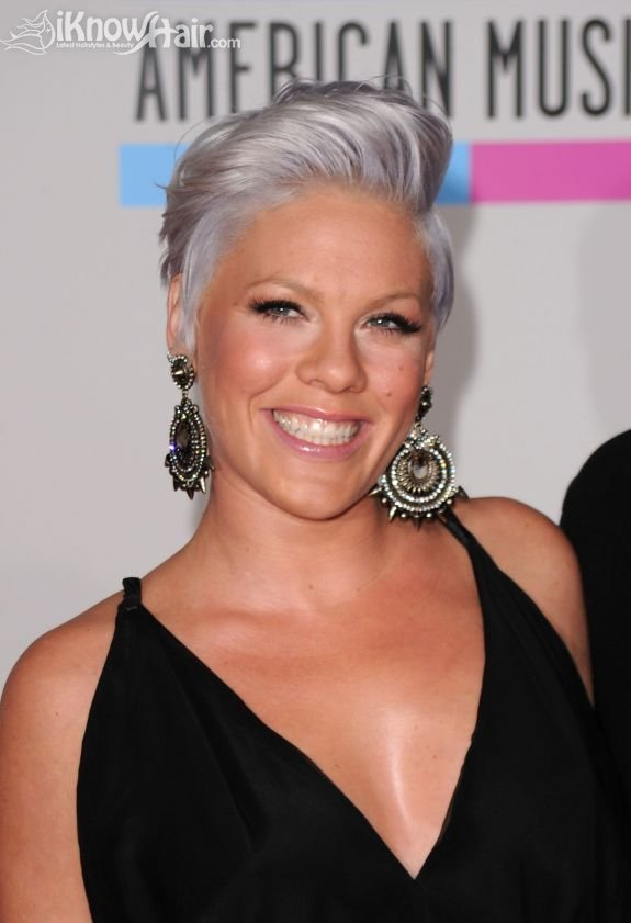 ... Hair Styles 2011 | Gray Hair Styles for Women over 40 50 60 Young