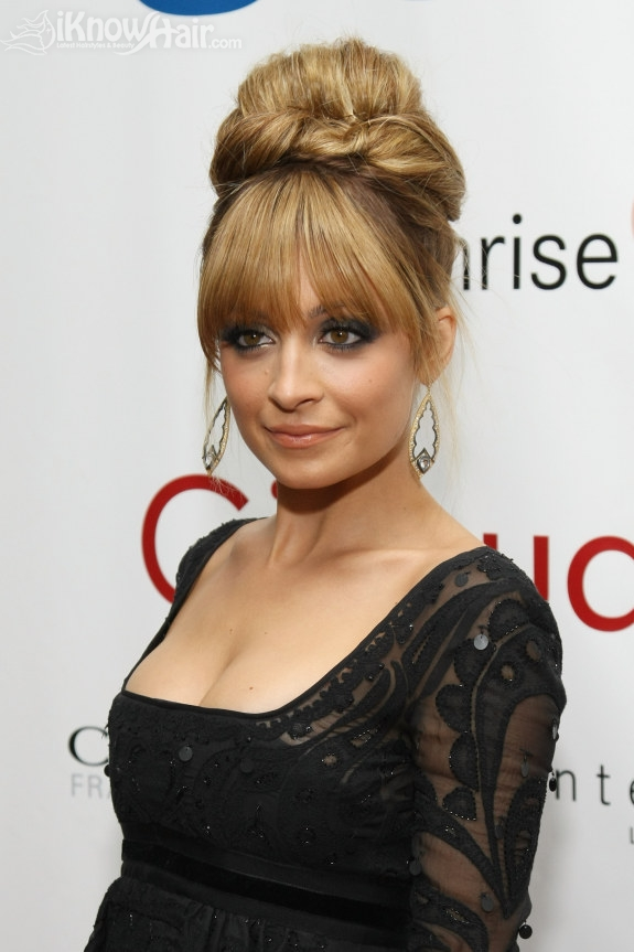 Hair Styles With Fringe Trendy Bangs Fringes For Long