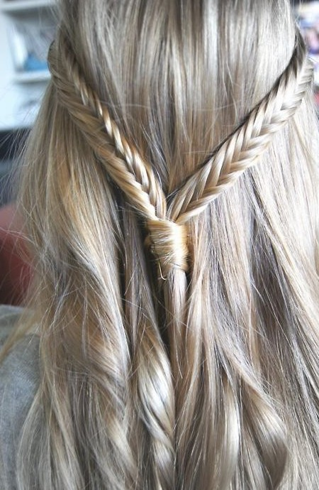 Waterfall braid tutorials waterfall braid how how to do waterfall braid ccuart Images