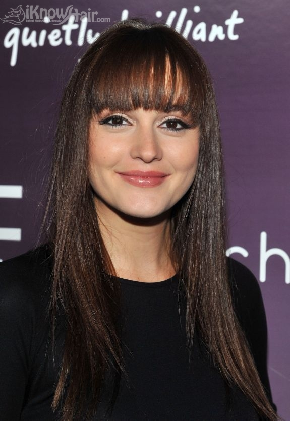 Leighton Meester Hair