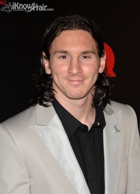 Lionel Messi Hair 2011 Messi Hair Latest Hairstyles Of