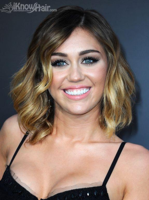 Hairstyles For Short Hair Till Shoulder Length :  Miley Cyrus Short Hair Miley Cyrus New Hair Red Hairstyles ...