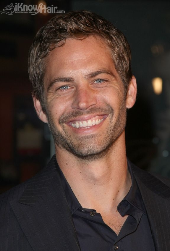 paul walker hairstyles paul walker hair styles men