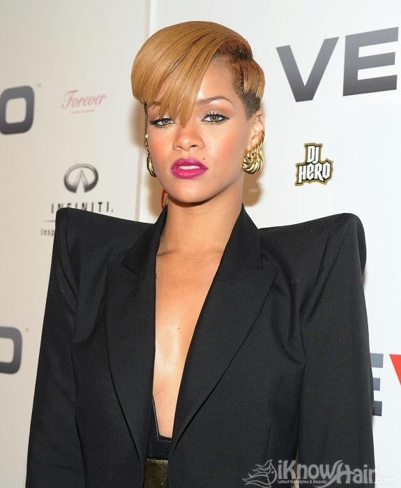 Rihanna | Rihanna Red Hair | Rihanna Short Hair Styles | Hairstyles