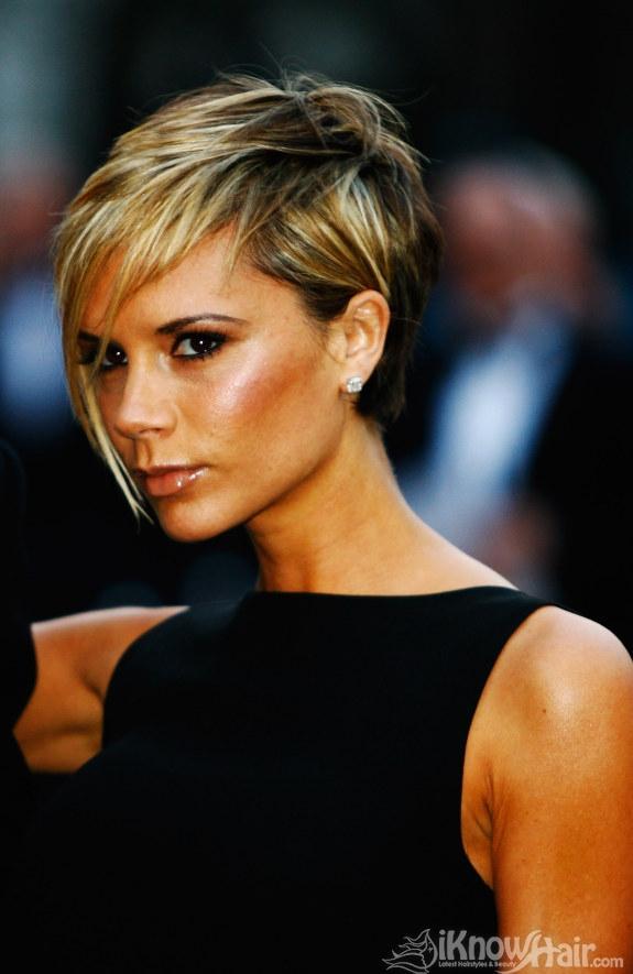 Hairstyles For Short Hair Victoria Beckham : Short-Hair-Styles-VB-Short
