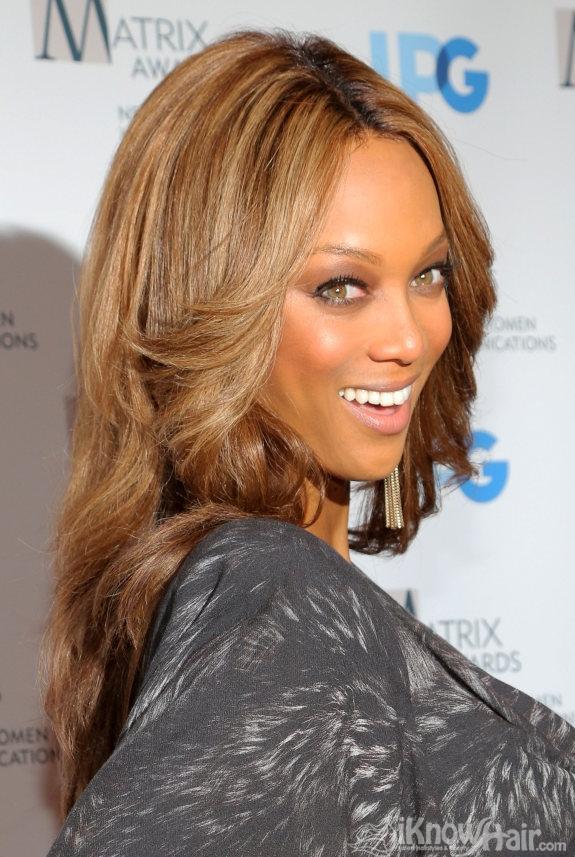 Tyra Banks Hair Tyra Banks Hairstyles Celebrity