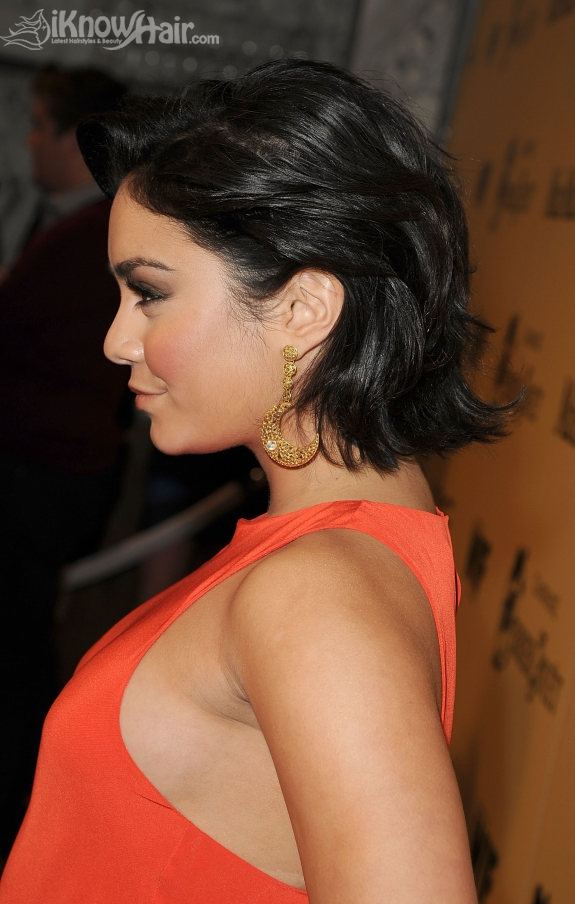 Vanessa Hudgens Hairstyles 2011 Haircut 2011 Short