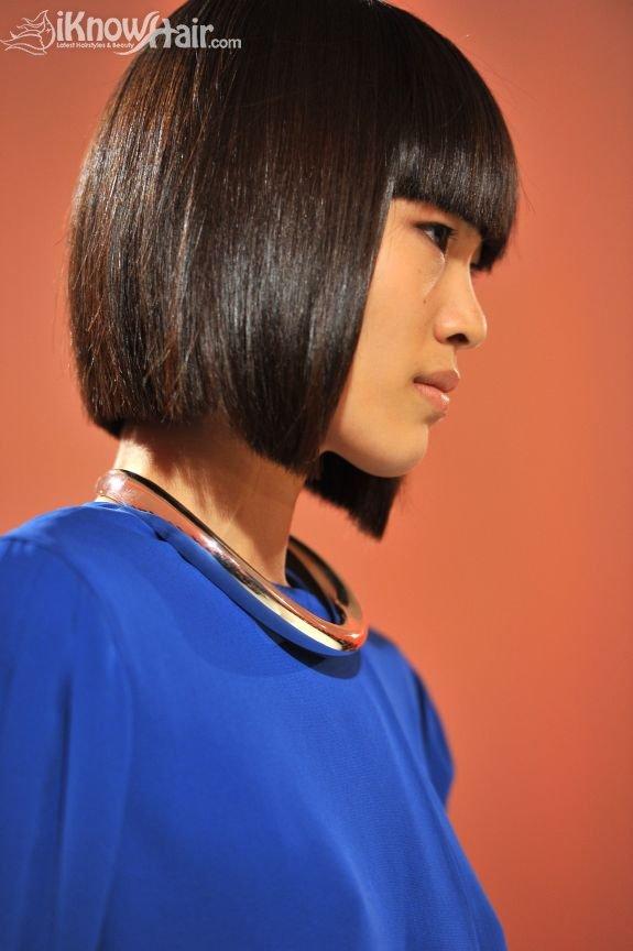 Various Medium Length Haircuts