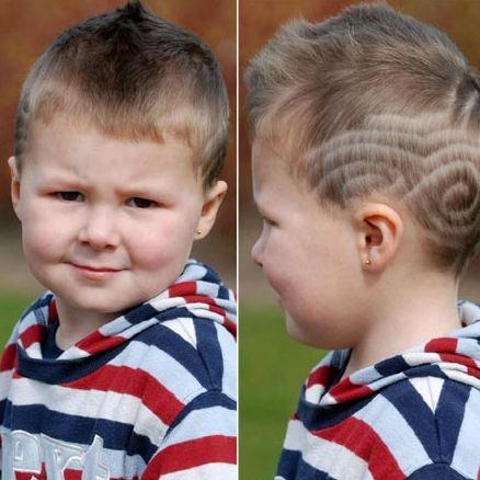 Astounding Boys Hairstyles 2011 Boys Hairstyles Pictures Hairstyles For Short Hairstyles Gunalazisus
