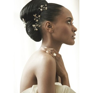 Prime African American Wedding Hairstyles Black Wedding Hairstyles Short Hairstyles Gunalazisus