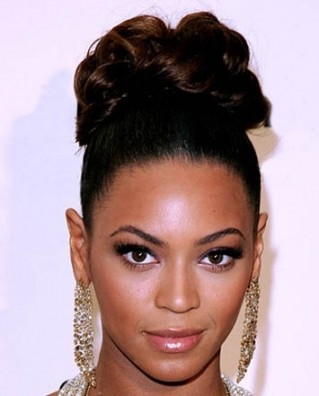 Pleasant African American Wedding Hairstyles Black Wedding Hairstyles Hairstyle Inspiration Daily Dogsangcom