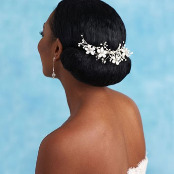 African American Wedding Hairstyles Black Wedding