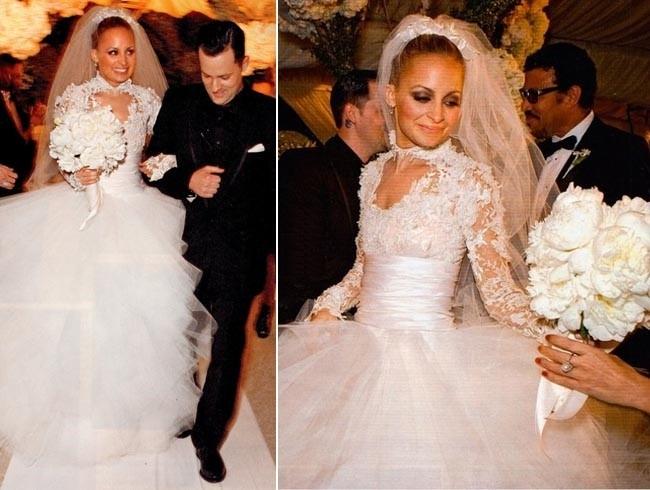 Tremendous Celebrity Wedding Hairstyles Wedding Hair Styles Wedding Hair Hairstyle Inspiration Daily Dogsangcom