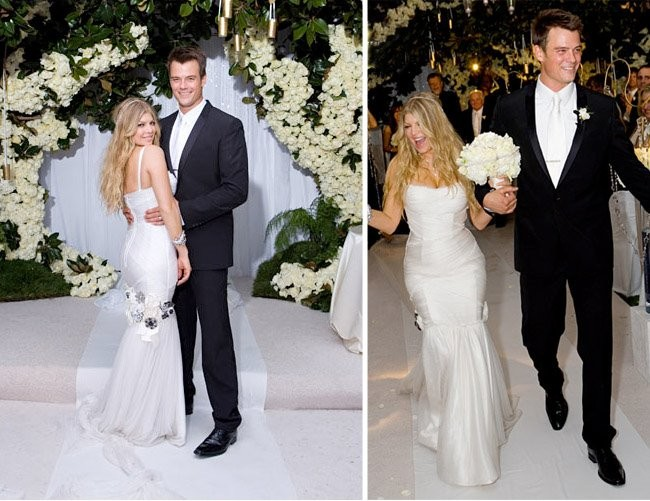 Tremendous Celebrity Wedding Hairstyles Wedding Hair Styles Wedding Hair Hairstyles For Women Draintrainus