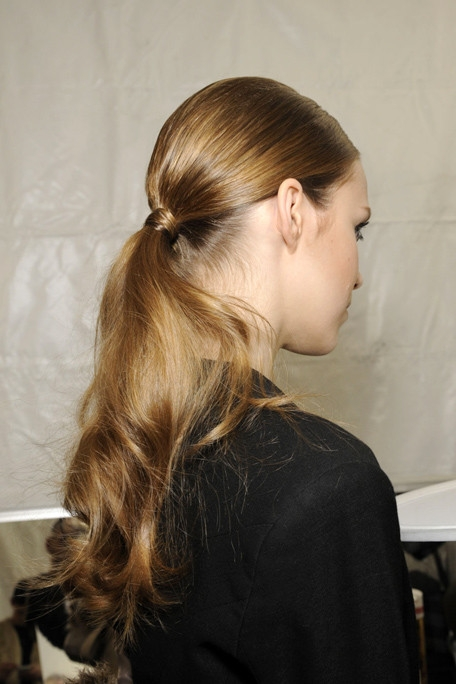 Ponytail Hairstyles How To Do Ponytail Video