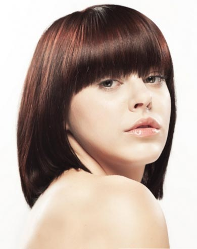 Medium Length Haircuts Medium Length Haircuts For Women Bangs
